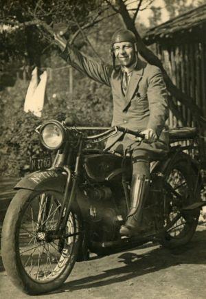Frans Jonkers, circa 1930.