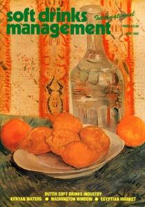 Soft Drinks Management International vol. 45, no. 6 (June 1992) cover