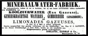 advertentie Schiedamsche Courant, 04-05-1868