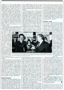 Soft Drinks Management International vol. 45, no. 6 (June 1992) p.32