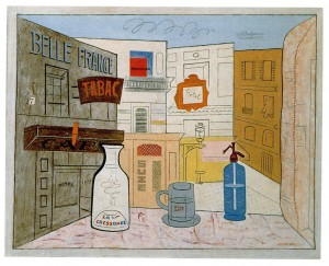 Rue Lippe (Stuart Davis, 1928)