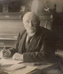 Tjipke Konter (1847-1921) 1918 (collectie Wanda Peters)