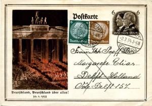 briefkaart 02-02-1934 (voorzijde)