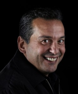 Christos Tsiolkas (foto John Tsiavis).