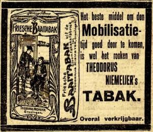 De Soldatencourant, 15 oktober 1915