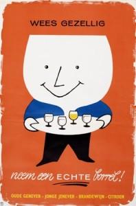 affiche 1959-1960 (7.000 exemplaren) 83 x 116 cm