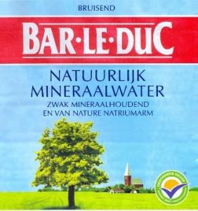 etiket Bar-le-Duc 2014