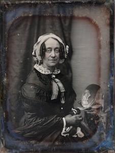 Christina Gerarda Enschedé (1791-1873) daguerreotypie 1847