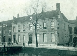 bondskantoor Lange Haven 97 (1919)