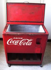 koelbox Coca-Cola