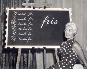 Miss Fris verkiezing (1956)