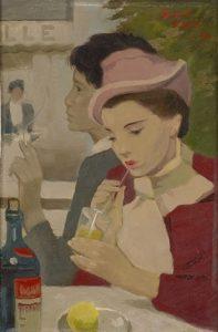 Café Parijs (Greta Gerell) 1950
