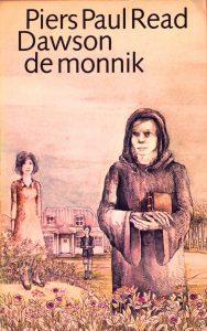 Dawson de monnik (Nederlandse vertaling 1971) omslagillustratie van Joost Roelofsz