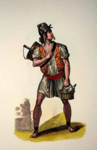 verkoper van agua de cebada (1825)