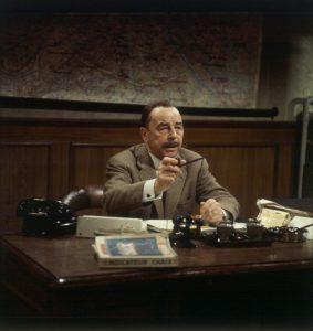Jan Teulings als Maigret (1968)